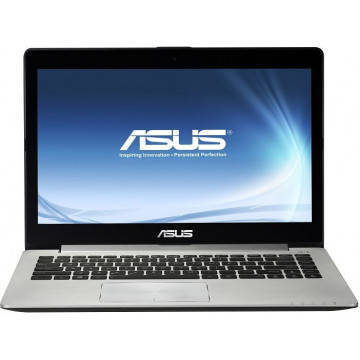 Laptop ASUS VivoBook S400C, Intel Core i3-3217U 1.80GHz, 4GB DDR3, 500GB SATA, 14 Inch, Webcam, Second Hand Laptopuri Second Hand