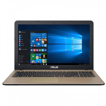 Laptop Asus X540S, Intel Celeron N3050 1.60-2.16GHz, 4GB DDR3, 500GB SATA, DVD-RW, 15.6 Inch, Webcam, Tastatura Numerica, Second Hand Laptopuri Second Hand