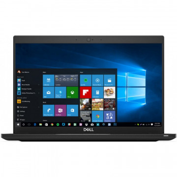Laptop DELL Latitude 7380, Intel Core i5-7300U 2.60GHz, 16GB DDR4, 240GB SSD, 13.3 Inch Full HD LED, Webcam, Second Hand Laptopuri Second Hand