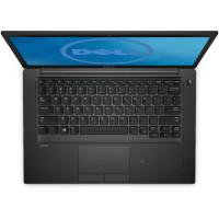 Laptop DELL Latitude 7480, Intel Core i5-7300U 2.60GHz, 8GB DDR4, 240GB SSD M.2, 14 Inch Full HD LED, Webcam + Windows 10 Home