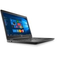 Laptop Dell Latitude E5580, Intel Core i5-7300U 2.60GHz, 8GB DDR4, 256GB SSD M.2, Full HD, Webcam, 15.6 Inch + Windows 10 Pro