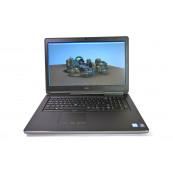 Laptop Dell Precision 7710, Intel Core  i7-6820HQ 2.70GHz, 32GB DDR4, 512GB SSD, Tastatura Numerica, 17.3 Inch, Second Hand Laptopuri Second Hand