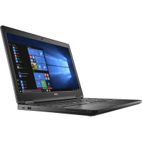 Laptop Dell Precision 3520, Intel Core i7-7820HQ 2.90GHz, 16GB DDR4, 240GB SSD, Full HD, Webcam, 15.6 Inch