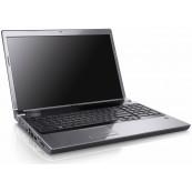 Laptop DELL Studio 1735, Intel Core 2 Duo T8300 2.40GHz, 4GB DDR2, 160GB SATA, DVD-RW, 17 Inch, Webcam, Tastatura Numerica, Baterie Consumata, Second Hand Laptopuri Ieftine