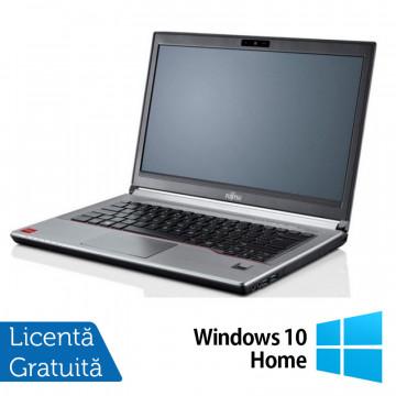Laptop Refurbished Fujitsu LIFEBOOK E743, Intel Core i7-3632QM 2.20GHz, 8GB DDR3, 240GB SSD, 14 Inch + Windows 10 Home Laptopuri Refurbished