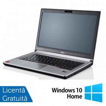 Laptop Refurbished  FUJITSU SIEMENS Lifebook E743, Intel Core i7-3632QM 2.20GHz, 8GB DDR3, 120GB SSD + Windows 10 Home Laptopuri Refurbished