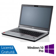 Laptop Refurbished  FUJITSU SIEMENS Lifebook E743, Intel Core i7-3632QM 2.20GHz, 8GB DDR3, 120GB SSD + Windows 10 Pro
