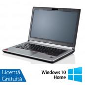 Laptop Refurbished  FUJITSU SIEMENS Lifebook E743, Intel Core i7-3632QM 2.20GHz, 8GB DDR3, 240GB SSD + Windows 10 Home Laptopuri Refurbished