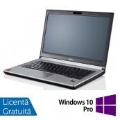 Laptop Refurbished  FUJITSU SIEMENS Lifebook E743, Intel Core i7-3632QM 2.20GHz, 8GB DDR3, 240GB SSD + Windows 10 Pro Intel Core i7