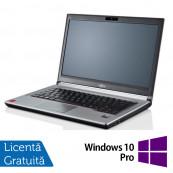 Laptop Refurbished  FUJITSU SIEMENS Lifebook E743, Intel Core i7-3632QM 2.20GHz, 8GB DDR3, 500GB SATA + Windows 10 Pro Laptopuri Refurbished