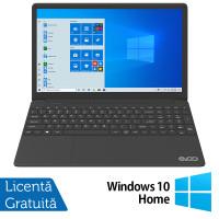 Laptop Nou EVOO EVC156-1BK, Intel Core i7-6660U 2.40-3.40GHz, 8GB DDR4, 256GB SSD, 15.6 Inch Full HD, Bluetooth, Webcam, Tastatura Numerica + Windows 10 Home