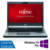 Laptop FUJITSU SIEMENS E733, Intel Core i5-3230M 2.60GHz, 8GB DDR3, 120GB SSD, 15.6 inch + Windows 10 Pro, Refurbished Laptopuri Refurbished