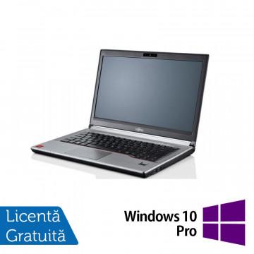 Laptop Refurbished Fujitsu LIFEBOOK E743, Intel Core i7-3632QM 2.20GHz, 8GB DDR3, 240GB SSD, 14 Inch + Windows 10 Pro Laptopuri Refurbished