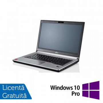 Laptop Refurbished FUJITSU SIEMENS Lifebook E743, Intel Core i7-3632QM 2.20GHz, 8GB DDR3, 320GB SATA + Windows 10 Pro Laptopuri Refurbished
