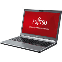 Laptop FUJITSU SIEMENS Lifebook E756, Intel Core i5-6200U 2.30GHz, 8GB DDR4, 240GB SSD, DVD-RW, 15.6 Inch Full HD, Webcam, Tastatura Numerica + Windows 10 Home