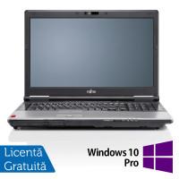 Laptop FUJITSU Celsius H920, Intel Core i7-3720QM 2.60GHz, 32GB DDR3, 2 x 256GB SSD, NVIDIA Quadro K4000M 4GB/256bit, DVD-RW, 17.3 Inch Full HD, Webcam, Tastatura Numerica + Windows 10 Pro
