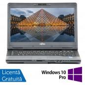 Laptop FUJITSU SIEMENS S782, Intel Core i7-3612QM 2.10GHz, 8GB DDR3, 240GB SSD, DVD-RW, 14 Inch, Webcam + Windows 10 Pro, Refurbished Laptopuri Refurbished