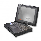 Laptop Getac V100, Intel Core 2 Duo SU9400 1.40GHz, 2GB DDR2, 250GB HDD, 10.1 Inch TouchScreen, Second Hand Laptopuri Second Hand