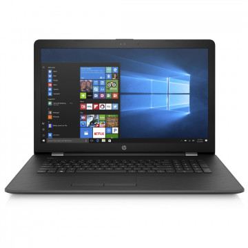 Laptop HP 17-ak017no, AMD E2-9000e 1.50GHz, 4GB DDR4, 120GB SSD, DVD-RW, 17.3 Inch, Webcam, Tastatura Numerica, Second Hand Laptopuri Second Hand