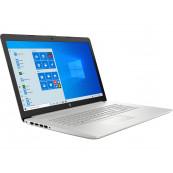 Laptop Nou HP 17-BY3053cl, Intel Core i5 Gen 10 i5-1035G1 1.00-3.60GHz, 12GB DDR4, 1TB SATA, DVD-RW, 17.3 Inch IPS Full HD, Webcam, Tastatura Numerica Iluminata + Windows 10 Home Laptopuri Noi