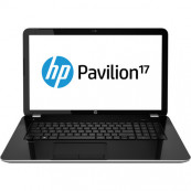 Laptop HP Pavilion 17-e073ed, AMD A8-5550M 2.10GHz, 4GB DDR3, 120GB SSD, DVD-RW, 17.3 Inch, Tastatura Numerica, Webcam, Second Hand Laptopuri Second Hand