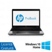 Laptop HP ProBook 4540s, Intel Core i3-3110M 2.40GHz, 4GB DDR3, 320GB SATA, DVD-RW, 15.6 Inch, Webcam + Windows 10 Home, Refurbished Laptopuri Refurbished