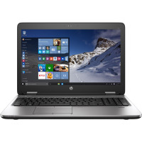 Laptop HP ProBook 650 G2, Intel Core i5-6200U 2.30GHz, 4GB DDR4, 320GB SATA, 15.6 Inch, Webcam, Tastatura Numerica, Grad B (0021)