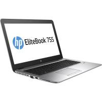 Laptop HP EliteBook 755 G3, AMD PRO A8-8600B 1.60GHz, 8GB DDR3, 120GB SSD, 15.6 Inch, Webcam, Tastatura Numerica