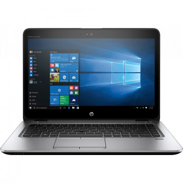 Laptop HP Elitebook 840 G4, Intel Core i7-7600U 2.80GHz, 8GB DDR4, 240GB SSD, 14 Inch, Webcam, Second Hand Laptopuri Second Hand
