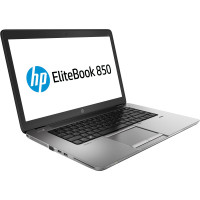 Laptop HP EliteBook 850 G1, Intel Core i5-4300U 1.90GHz, 4GB DDR3, 500GB SATA, 15.6 Inch, Webcam + Windows 10 Pro