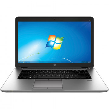 Laptop HP EliteBook 850 G1, Intel Core i7-4600U 2.10GHz, 8GB DDR3, 120GB SSD, Webcam, 15.6 Inch, Second Hand Laptopuri Second Hand