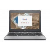 Laptop HP Chromebook 11 G5, Intel Celeron N3060 1.60GHz, 2GB DDR3, 16GB SSD, 11.6 Inch, Webcam, Chrome OS, Second Hand Laptopuri Second Hand