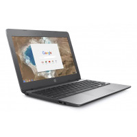 Laptop HP Chromebook 11 G5, Intel Celeron N3060 1.60GHz, 2GB DDR3, 16GB SSD, 11.6 Inch, Webcam, Chrome OS