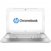 Laptop HP Chromebook 11-2100nd, Intel Celeron N2840 2.16GHz, 2GB DDR3, 16GB SSD, 11 Inch HD, Webcam, Chrome OS, Second Hand Laptopuri Second Hand