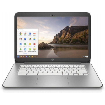 Laptop HP Chromebook 14 G3, Procesor Nvidia Tegra K1 CD570M-A1 2.10GHz, 4GB DDR3, 32GB SSD, 14 Inch HD, Webcam, Chrome OS, Second Hand Laptopuri Second Hand
