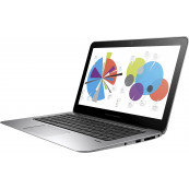 Laptop HP EliteBook Folio 1020 G1, Intel Core M-5Y71 1.20-2.90GHz, 8GB DDR3, 120GB SSD, 12.5 Inch Full HD, Webcam, Second Hand Laptopuri Second Hand