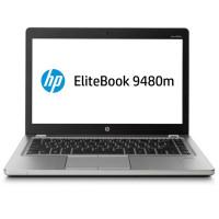 Laptop HP EliteBook Folio 9480m, Intel Core i7-4600U 2.10GHz, 8GB DDR3, 240GB SSD, 14 Inch, Webcam, Grad A-