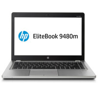 Laptop HP EliteBook Folio 9480m, Intel Core i7-4600U 2.60GHz, 8GB DDR3, 240GB SSD, 14 Inch, Webcam