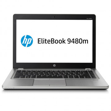 Laptop HP EliteBook Folio 9480m, Intel Core i7-4600U 2.60GHz, 8GB DDR3, 240GB SSD, 14 Inch, Webcam, Second Hand Laptopuri Second Hand