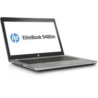 Laptop HP EliteBook Folio 9480m, Intel Core i7-4600U 2.60GHz, 8GB DDR3, 240GB SSD, 14 Inch, Webcam