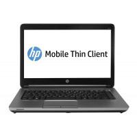 Laptop HP mt41 Mobile Thin Client, AMD A4-5150M 2.70GHz, 4GB DDR3, 320GB SSD, DVD-RW, Webcam, 14 Inch