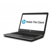 Laptop HP mt41 Mobile Thin Client, AMD A4-5150M 2.70GHz, 4GB DDR3, 320GB SSD, DVD-RW, Webcam, 14 Inch, Second Hand Laptopuri Second Hand
