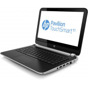 Laptop HP Pavilion TS 11, AMD A4-1250 1.00GHz, 4GB DDR3, 120GB SSD, Fara Webcam, 11.6 Inch, Second Hand Laptopuri Second Hand