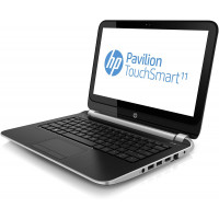 Laptop HP Pavilion TS 11, AMD A4-1250 1.00GHz, 4GB DDR3, 120GB SSD, Fara Webcam, 11.6 Inch