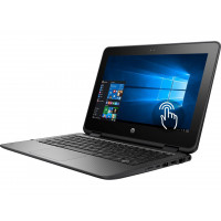 Laptop HP ProBook x360 11 G1, Intel Celeron N3350 1.10GHz, 4GB DDR3, 120GB SSD, TouchScreen, Webcam, 11 Inch