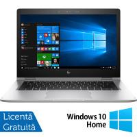 Laptop HP EliteBook X360 1030 G2, Intel Core i5-7300U 2.60-3.50GHz, 8GB DDR4, 120GB SSD, 13.3 Inch Full HD TouchScreen, Webcam + Windows 10 Home