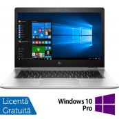Laptop HP EliteBook X360 1030 G2, Intel Core i5-7300U 2.60-3.50GHz, 8GB DDR4, 120GB SSD, 13.3 Inch Full HD TouchScreen, Webcam + Windows 10 Pro, Refurbished Laptopuri Refurbished