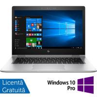 Laptop HP EliteBook X360 1030 G2, Intel Core i5-7300U 2.60-3.50GHz, 8GB DDR4, 120GB SSD, 13.3 Inch Full HD TouchScreen, Webcam + Windows 10 Pro