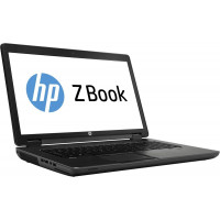 Laptop HP Zbook 17 G3, Intel Core i7-6820HQ 2.70GHz, 16GB DDR3, 240GB SSD, DVD-RW, 17.3 Inch HD+, Tastatura Numerica, Webcam