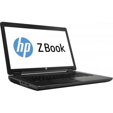 Laptop HP Zbook 17 G3, Intel Core i7-6820HQ 2.70GHz, 16GB DDR4, 256GB SSD, DVD-RW, NVIDIA Quadro M3000M 4GB/128-bit, 17.3 Inch Full HD, Tastatura Numerica, Webcam, Second Hand Laptopuri Second Hand